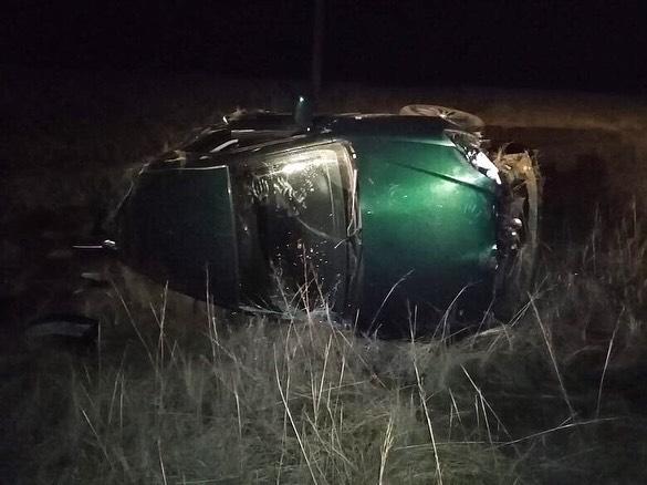 В Башкирии на трассе в ДТП сильно пострдали две девушки