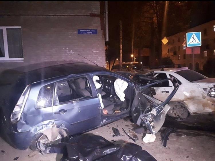 В Уфе в аварии погиб 22-летний парень