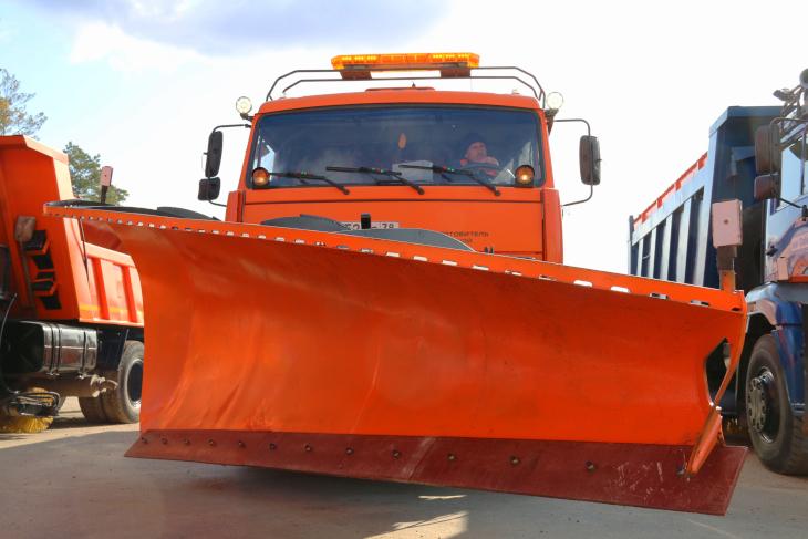 С 15 октября дорожные службы Иркутской области переходят на круглосуточное дежурство