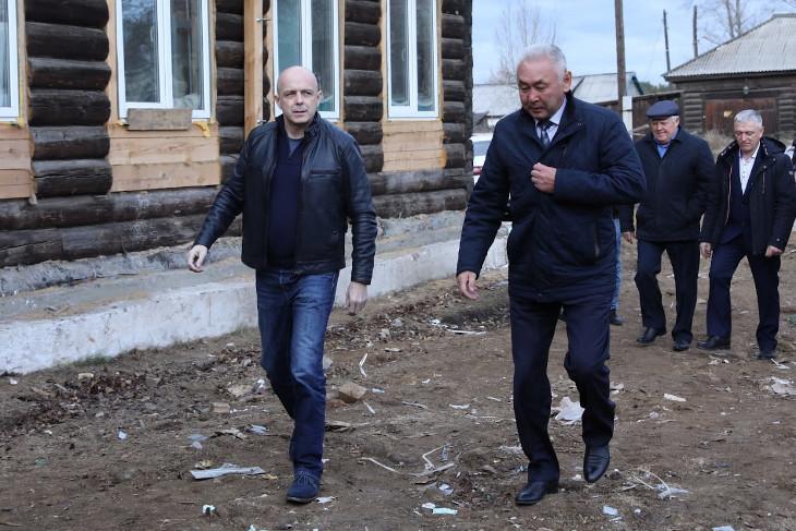 Депутаты ЗС обсудили финансирование строительства соцобъектов в Боханском районе