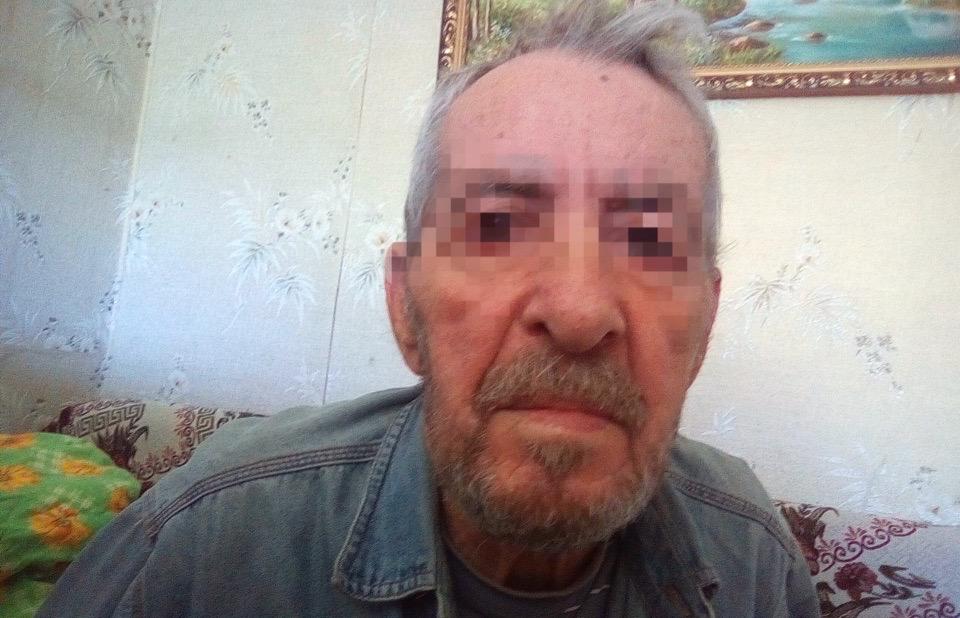 В Уфе нашли без вести пропавшего пенсионера, страдающего психическим расстройством