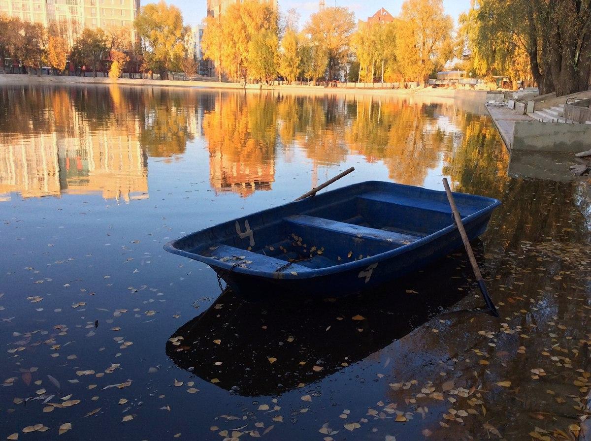 В Башкирии спасатели помогли рыбаку, оставшемуся без лодки