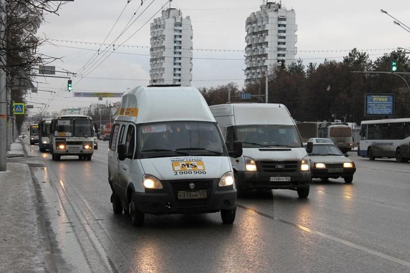 Уфимцев возмутило поведение водителя маршрутки
