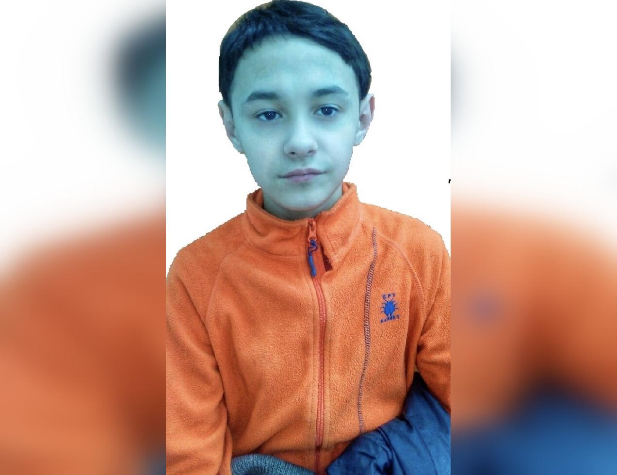 В Уфе пропал 14-летний Владимир Перминов