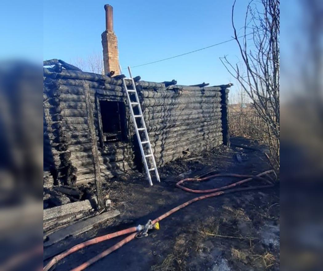 В Башкирии во время тушения пожара нашли три тела
