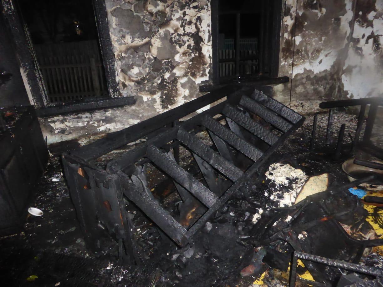 В Башкирии задержали злоумышленников, которые подожгли дом и жестоко расправились с его хозяином