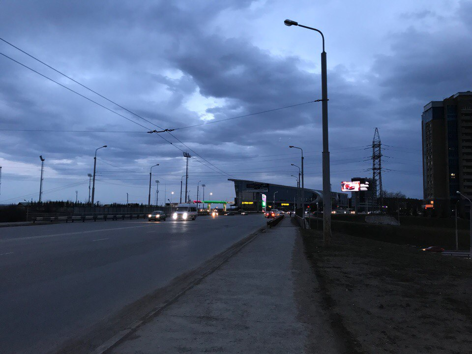 В Башкирии прогнозируется ураганный ветер