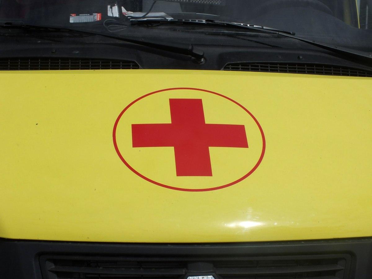В Башкирии машинист крана получил тяжелую травму, упав при спуске с кабины