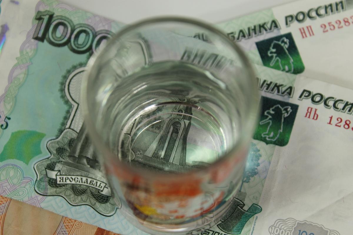 В Башкирии из торгового оборота изъяли сотни литров сомнительного алкоголя