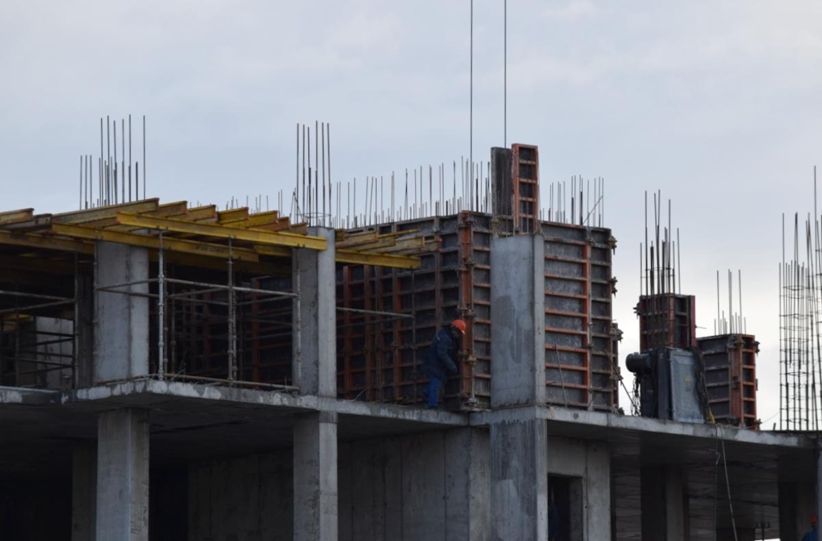 В Уфе построят три 25-этажных апарт-отеля