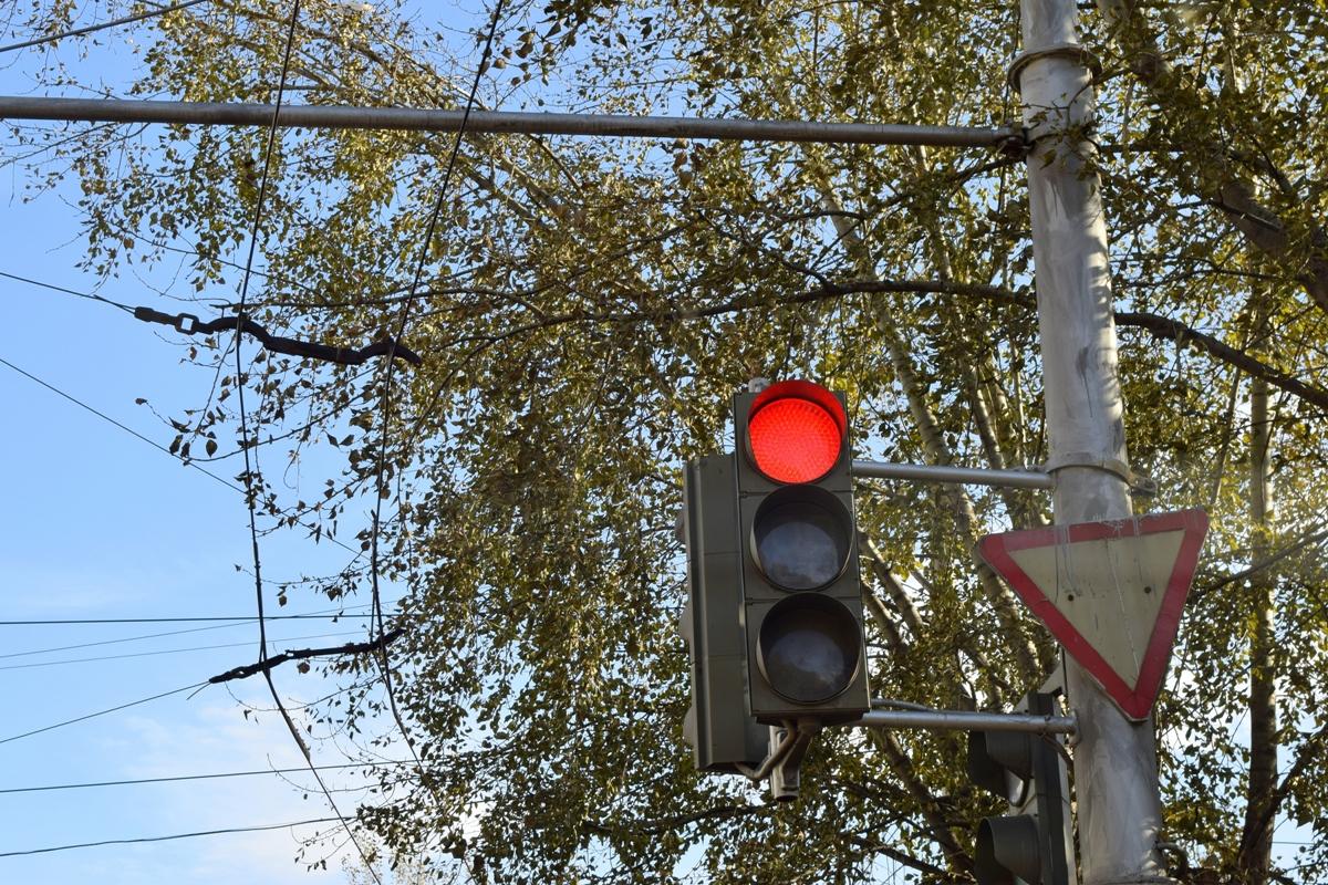 В Уфе будут менять внешний вид светофоров