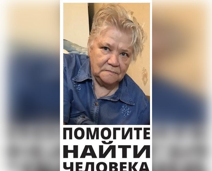 В Уфе волонтеры ищут пропавшую пожилую женщину