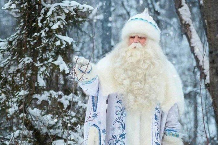 Байкальский Дед Мороз поздравит пострадавших от паводка детей в Иркутской области