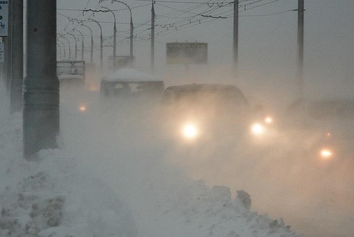 В МЧС предупредили о метели в Иркутской области 21 ноября