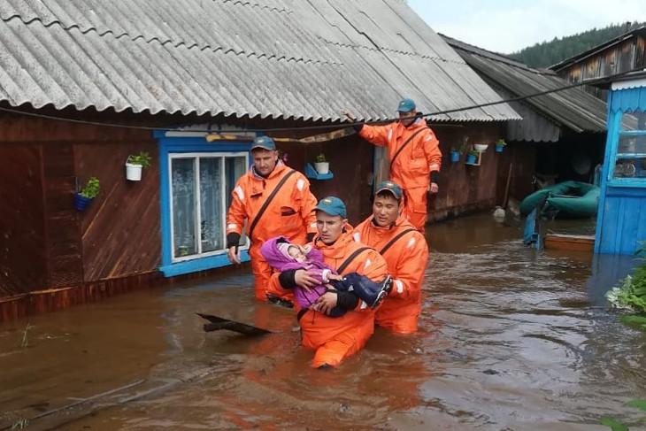Специализированная пожарно-спасательной часть Иркутской области признана лучшей в России