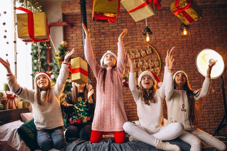Иркутских подростков приглашают на новогодние вечеринки в центр прогрессивного отдыха «Доброград»
