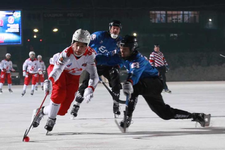 «Байкал-Энергия» уступила «Енисею» во втором матче чемпионата России
