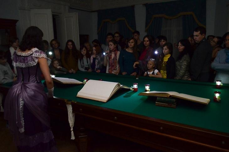 «Ночь искусств» пройдет в Иркутской области 3 ноября