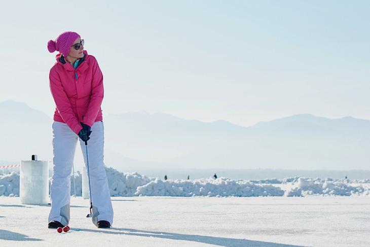 Кубок мира по ледовому гольфу на Байкале пройдет в марте 2020 года