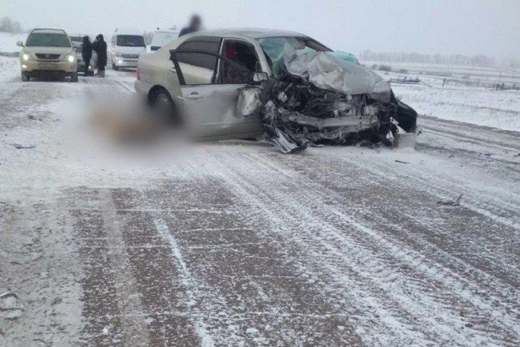 Водитель Toyota Corolla погиб из-за выехавшего навстречу пьяного мужчины на внедорожнике