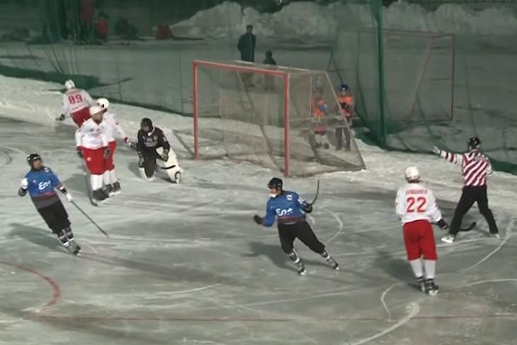 Иркутская «Байкал-Энергия» выиграла стартовый матч чемпионата России