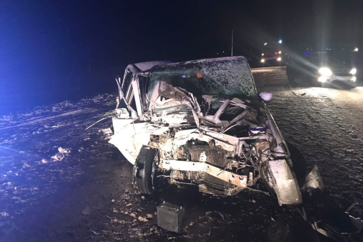 Мужчина погиб при столкновении автомобилей на Качугском тракте