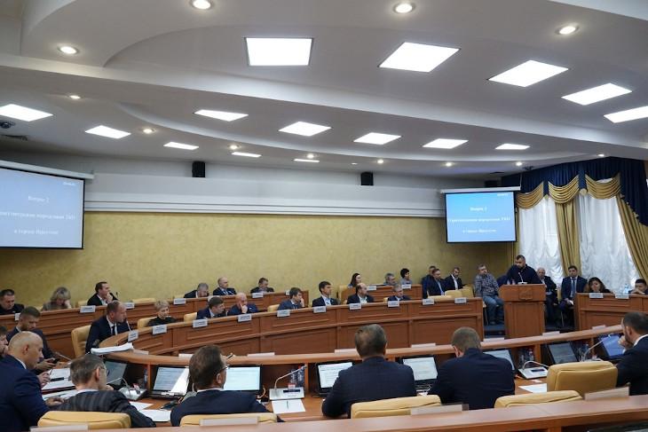 Депутаты поддержали дифференцированный способ оплаты за вывоз мусора в Иркутске