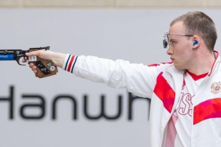 Артем Черноусов выиграл Кубок мира по пулевой стрельбе в Китае