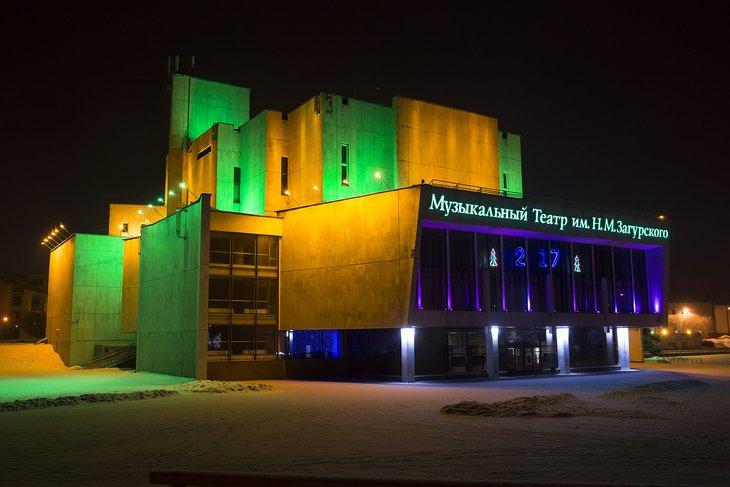 Официальное закрытие Года театра состоялось в Иркутской области