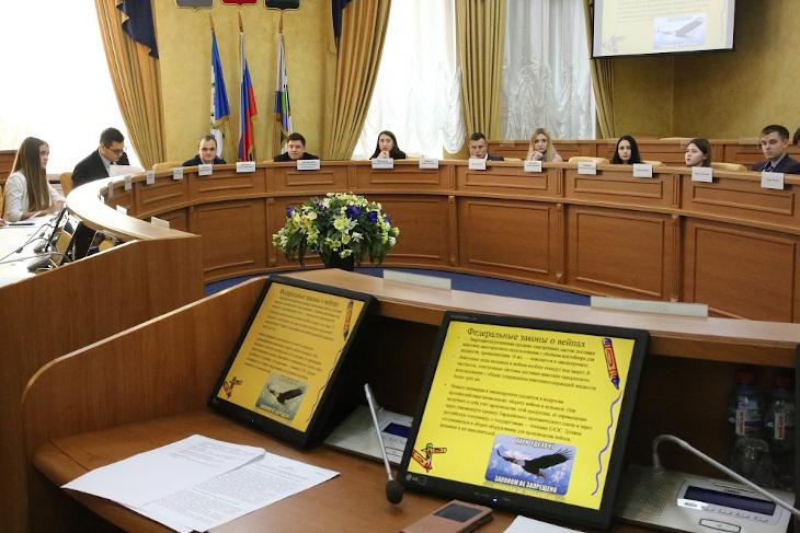 Молодежная дума Иркутска предложила запретить продажу вейпов несовершеннолетним