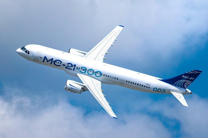 ОАК планирует увеличить производство МС-21 до 120 самолетов в год