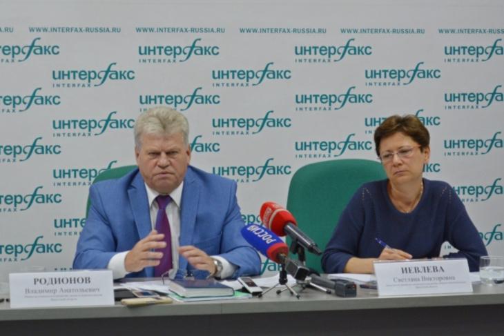 Министр соцразвития региона ответил на вопросы о компенсациях пострадавшим от наводнения