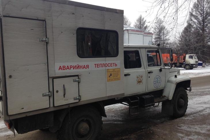 В Шелехове началось подключение домов к отоплению и горячему водоснабжению