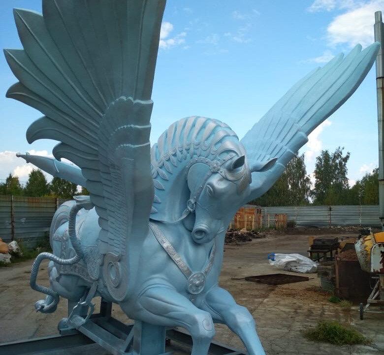 В Башкирии появился первый памятник местным эпическим сказаниям
