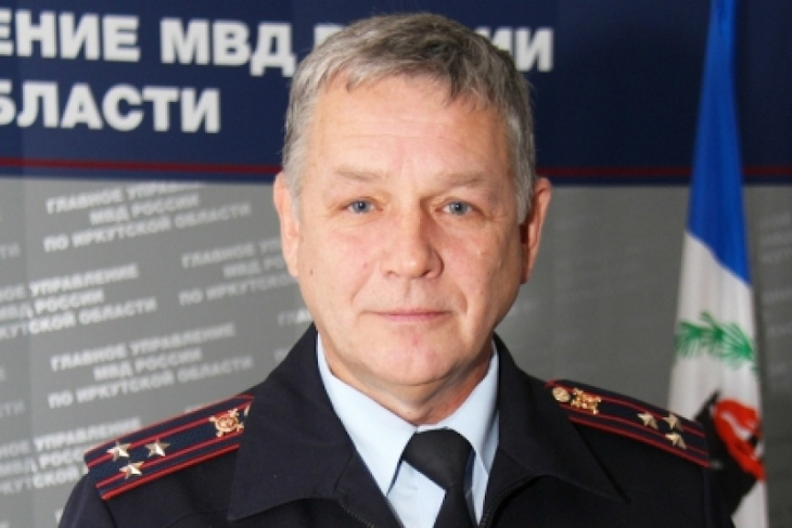 В Иркутской области назначен новый руководитель госавтоинспекции