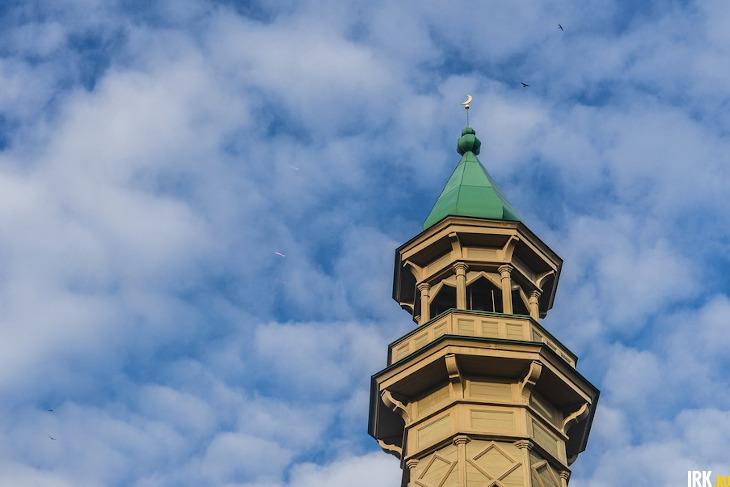 Служба по охране памятников требует демонтировать надворные постройки у мечети в Иркутске