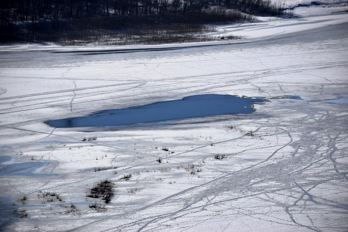В Башкирии трое детей провалились под лед – Один погиб