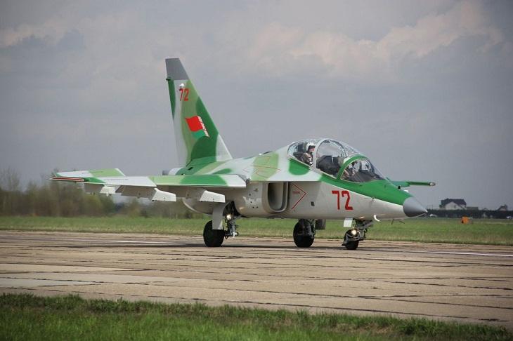 Иркутский Як-130 впервые представят на авиасалоне в Дубае