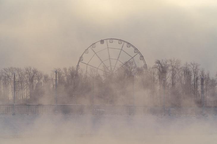 В Гидрометцентре предупредили об аномальных холодах в Иркутской области