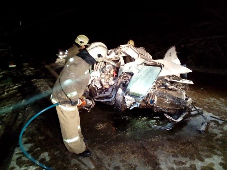В ГИБДД Уфы назвали причины аварии, где погибли два человека