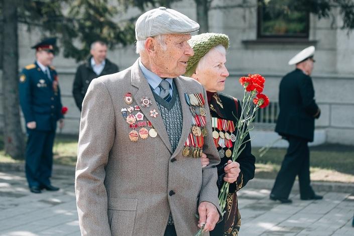 В Иркутской области осталось меньше 400 ветеранов Великой Отечественной войны