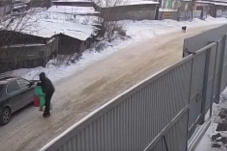 В Иркутске арестовали мужчину, похитившего девятилетнюю девочку