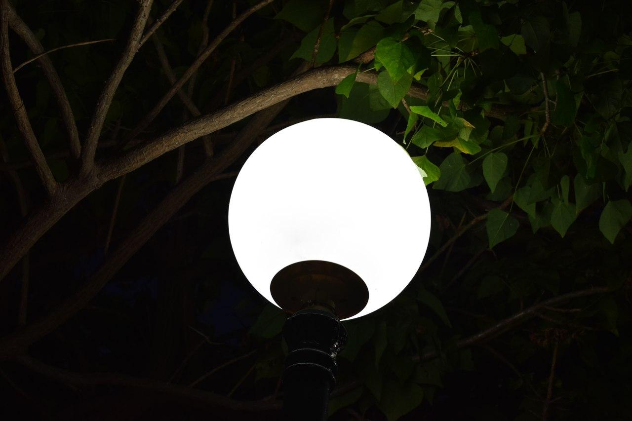 В мэрии сообщили, на каких улицах Уфы станет светлее в ночное время
