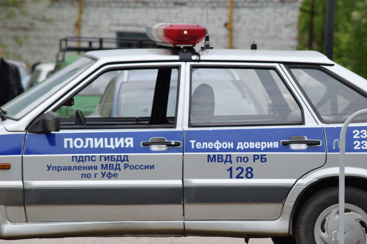 ГИБДД Уфы ищет водителя, сбившего 10-летнюю девочку – Горожан просят помочь с розыском