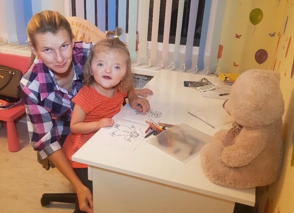 В администрации Стерлитамакского района не смогли прокомментировать причину невылета в Израиль двухлетней девочки с необычной внешностью из Башкирии