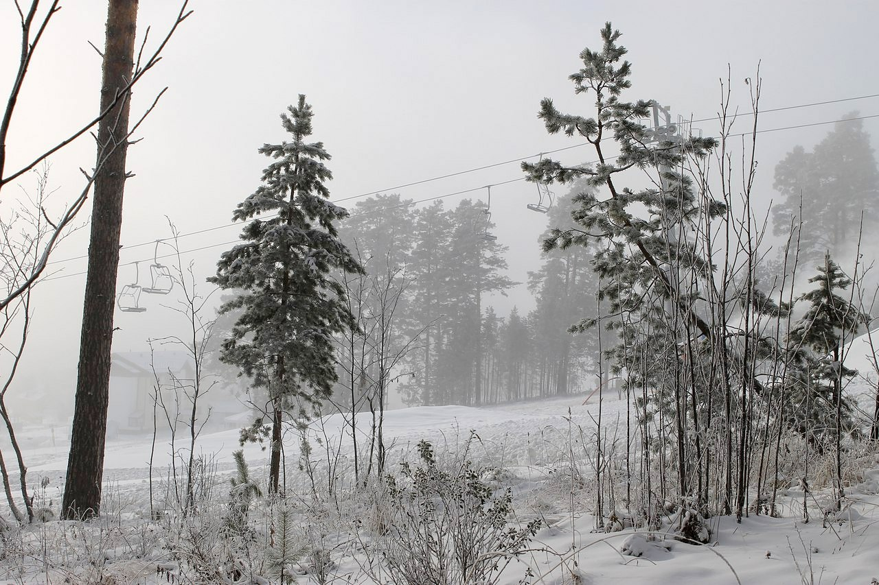 Погода в Уфе на понедельник, 25 ноября 2019 года