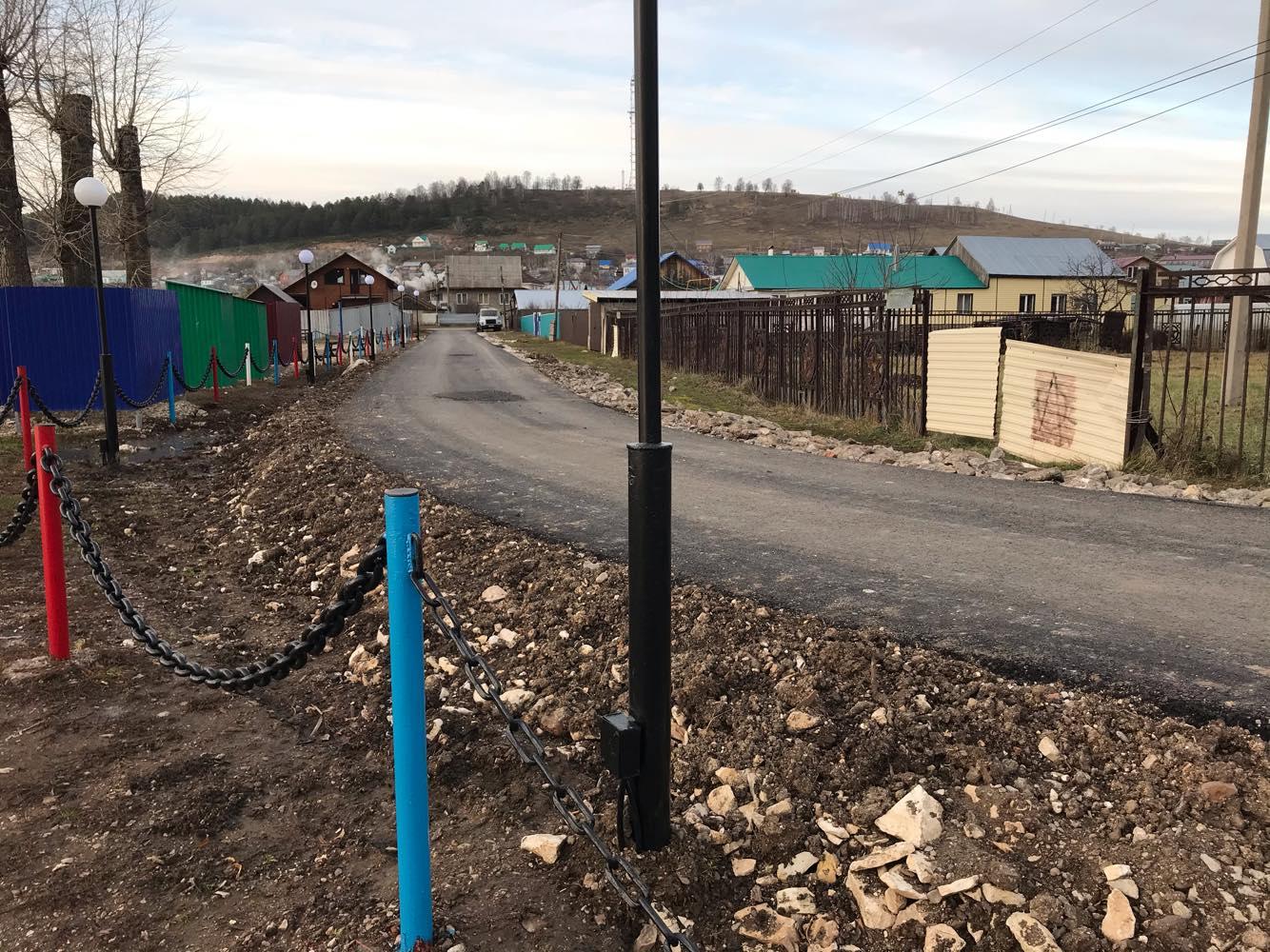 В тратах на новую набережную в селе Башкирии обнаружили несоответствия