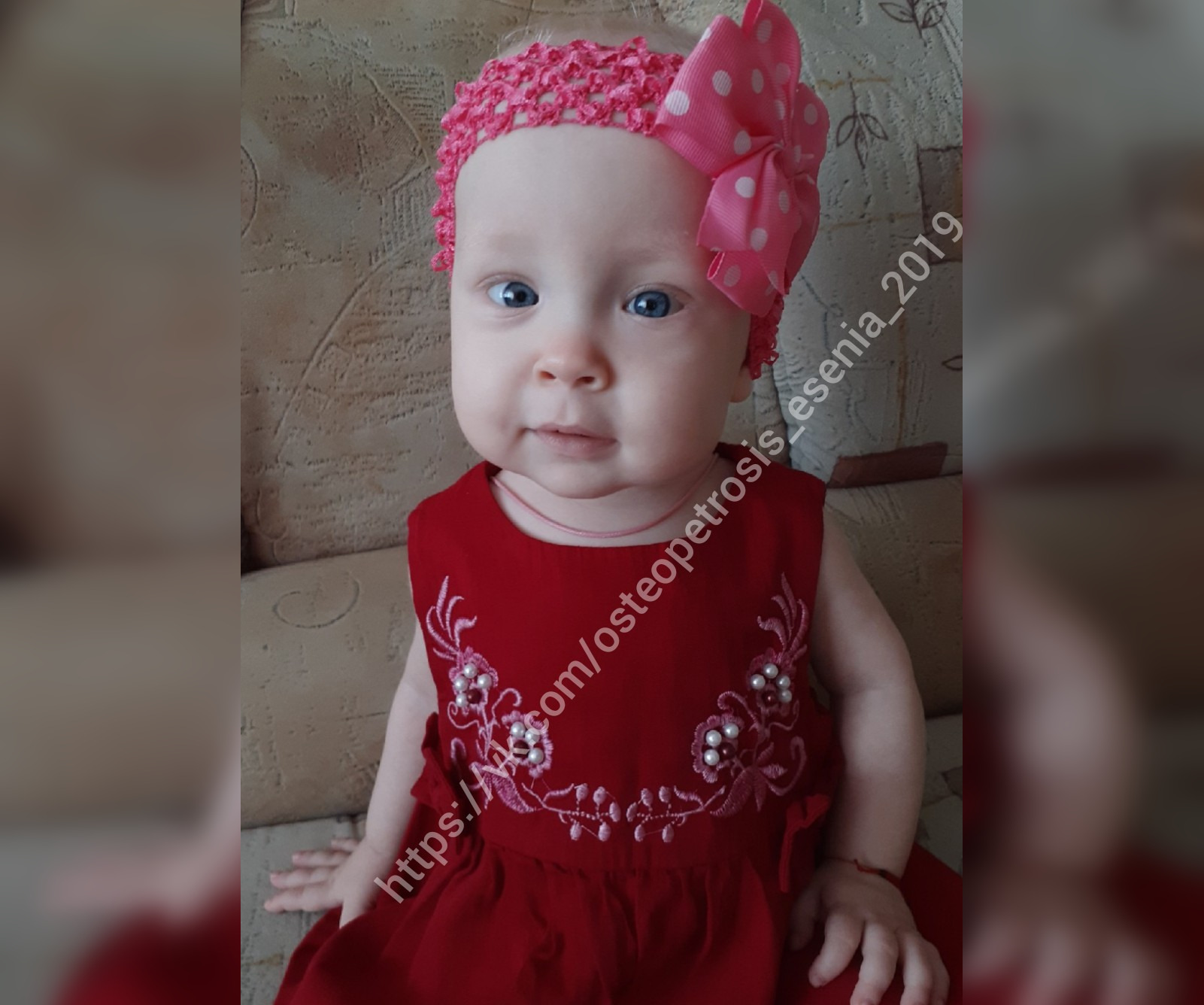 «Мы очень хотим, чтобы наша девочка забыла про свою болезнь»: Жителей Башкирии просят помочь годовалой девочке с редким заболеванием