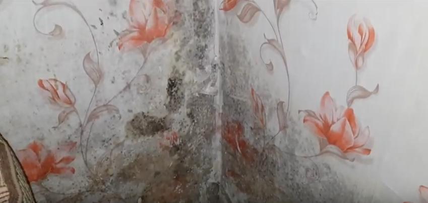 В одном из районов Башкирии отремонтируют аварийный дом с протекающей крышей