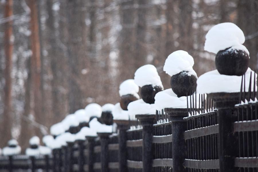 В Уфе грядет похолодание и снегопады